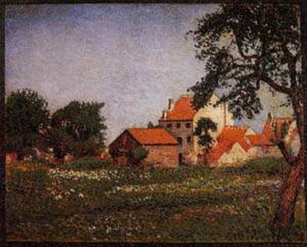 Houses at La Hulpe 1888